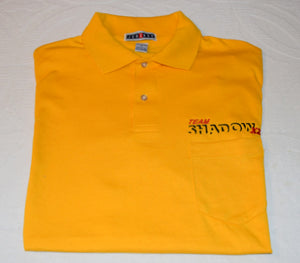 Yellow Troy Polo Shirt