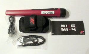 XP DEUS MI-6 Wireless WATERPROOF Pinpointer with Holster and Lanyard