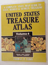 Load image into Gallery viewer, United States Treasure Atlas / Vol. 4, Vol 5, Vol. 9 Available
