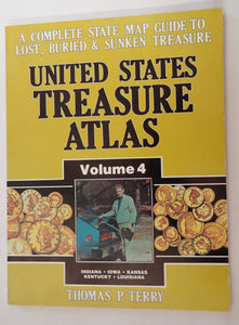 United States Treasure Atlas / Vol. 4, Vol 5, Vol. 9 Available