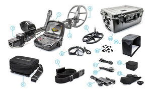 Nokta Makro Invenio Standard Pack Smart Metal Detector and 3D Imaging System