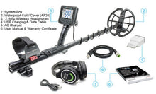 Load image into Gallery viewer, Nokta Anfibio Multi-Frequency (5/14/20 kHz) Metal Detector