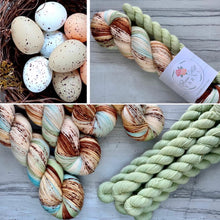 Load image into Gallery viewer, April Yarn Club Quail Eggs.