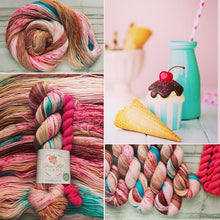 Load image into Gallery viewer, June Yarn Club Cherry on Top