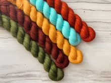 Load image into Gallery viewer, Happy Fall Y'all Mini skein Set