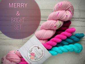 Merry & Bright  set