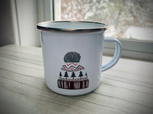 Load image into Gallery viewer, Rose hill yarns Christmas mug