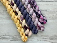 Load image into Gallery viewer, Lavender  Mini skein Set