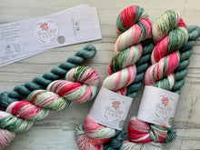 Load image into Gallery viewer, May Yarn Club Eucalyptus And Ranunculus