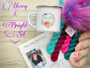 Merry and Bright Christmas Set