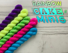Load image into Gallery viewer, Rainbow Cake Minis