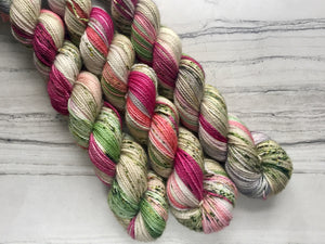 Rose Bush Half skein set- Fingering