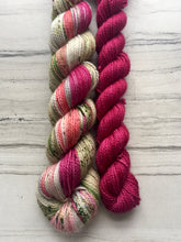 Load image into Gallery viewer, Rose Bush Half skein set- Fingering