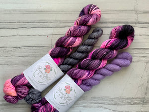 Strange Magic  Half skein set- Fingering