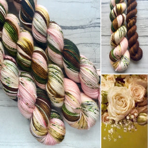 Vintage Love Half skein set- Fingering