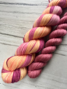 Wastin Time Half skein set- Fingering