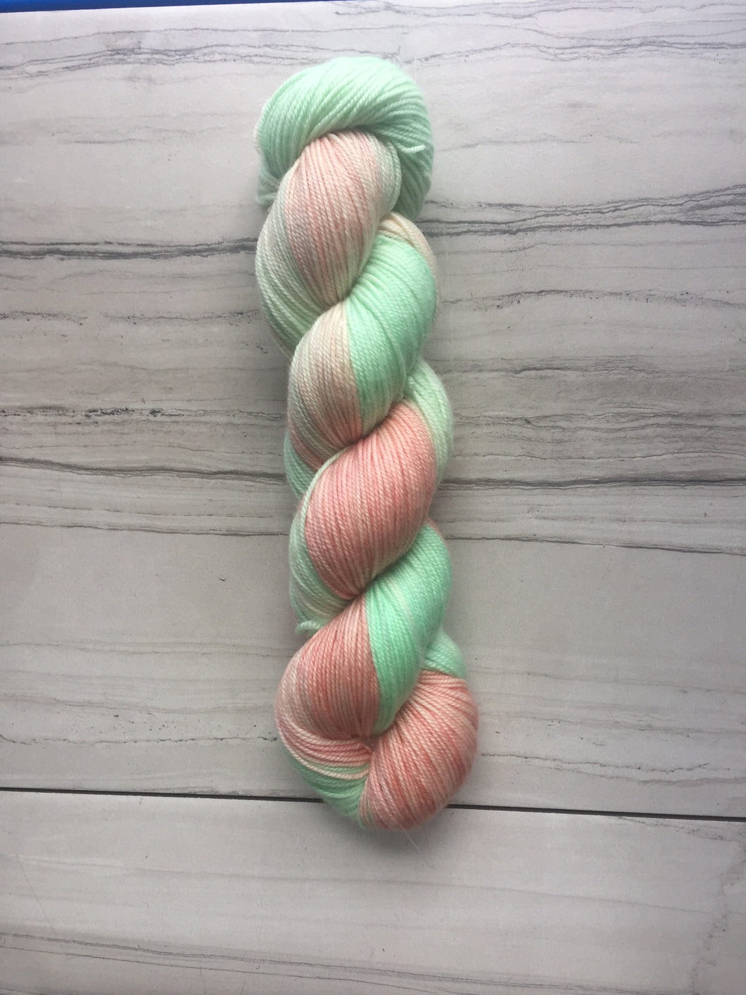 Peachy Green - Sport weight