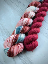 Load image into Gallery viewer, Peace and Solitude  Half skein set- Fingering
