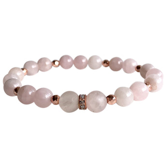 Rose Quartz Self-Love Bracelet