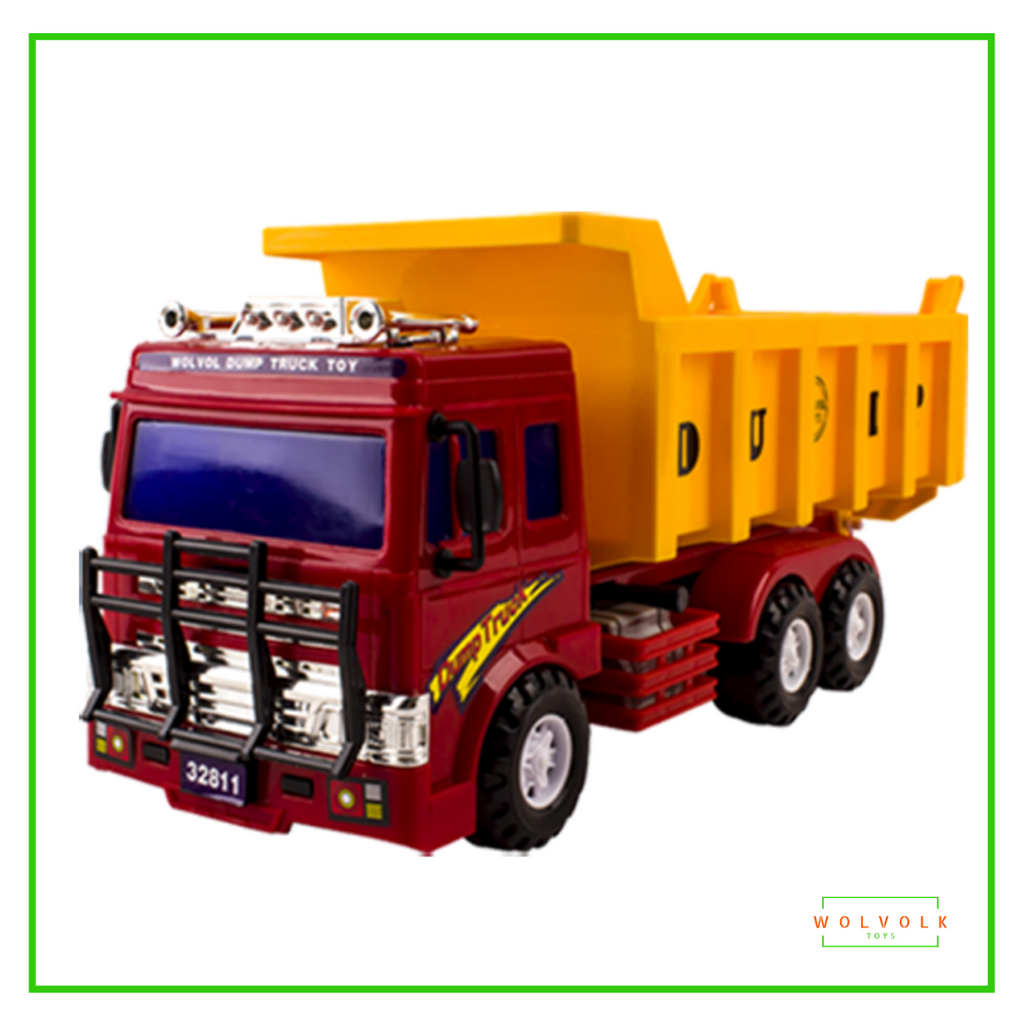 Wolvolk Big Dump Truck