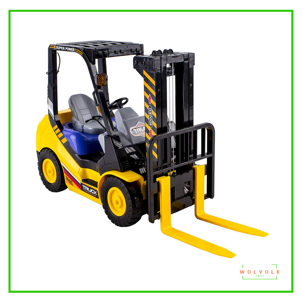 Wolvolk Electric Remote Control Forklift
