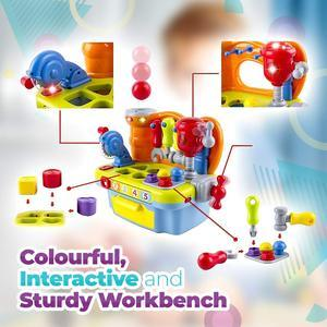 Wolvolk Musical Learning Workbench