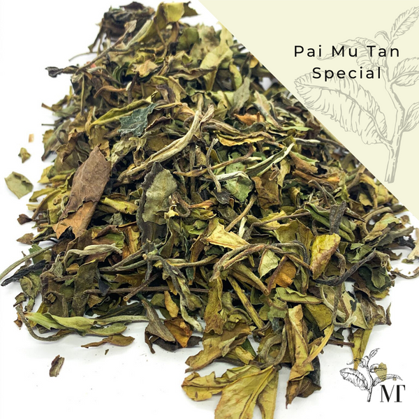 China Pai Mu Tan Special - Bio