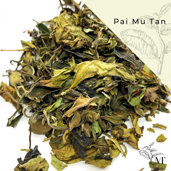 China Pai Mu Tan - Bio