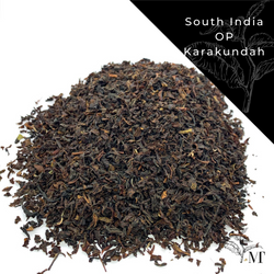 South India OP Karakundah - Bio
