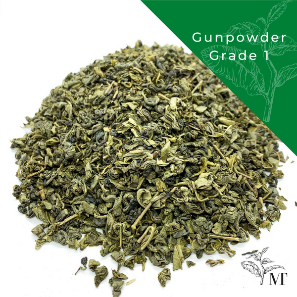 China Gunpowder - Bio