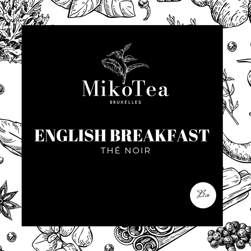 English Breakfast - Bio