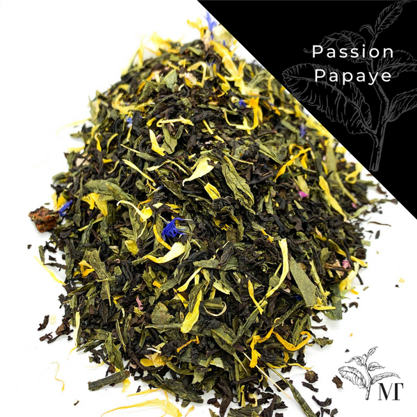 Passion Papaye - Bio