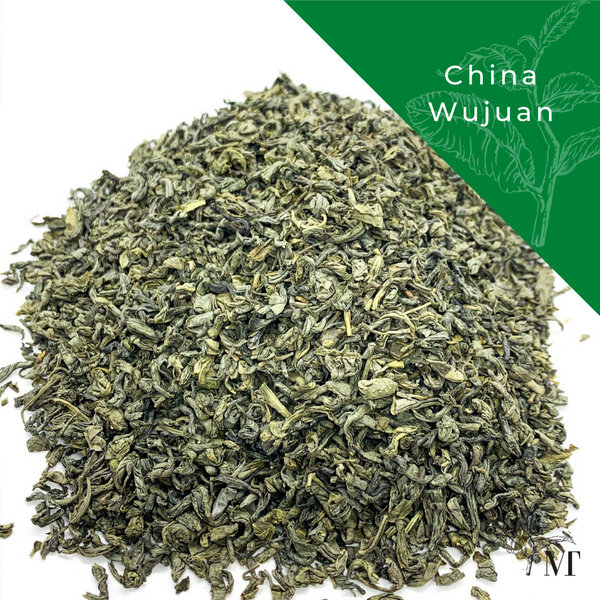 China Wujuan - Bio