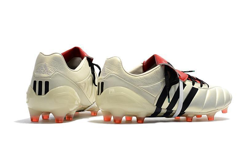 a few days away beauty catch Adidas Predator Mania Champagne FG Soccer Cleats Off White ...