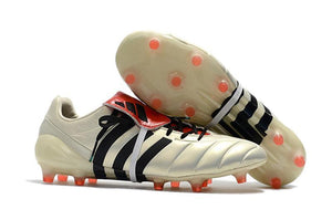Adidas Predator Mania Champagne FG Soccer Cleats Off White Black Red -  JungleBoots 79842a18516