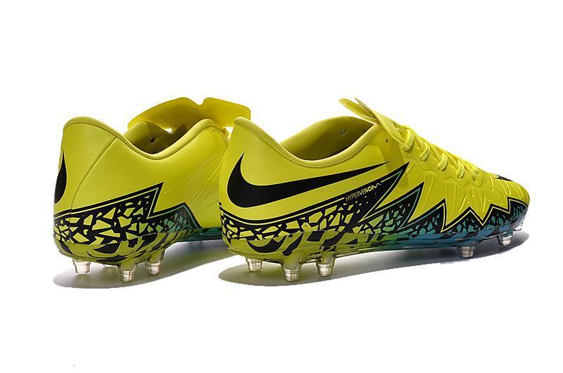 159622653 ... shopping nike hypervenom phinish ii fg soccer cleats yellow black blue  jungleboots 21cf3 8a503