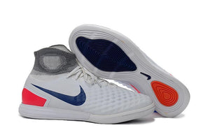 wholesale dealer 0a074 3a1e1 Nike MagistaX Proximo II IC Soccer Shoes Pure Platinum Wolf Grey -  JungleBoots