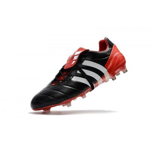 meilleure sélection 04964 02fbf Adidas Predator Mania Champagne FG Soccer Cleats Core Black Red White