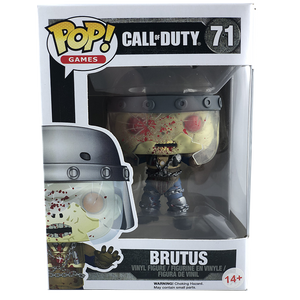 "Funko POP - ""Brutus"" Call of Duty Mob of the Dead - veKtik"
