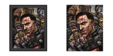 "Laden Sie das Bild in den Galerie-Viewer, Call of Duty Zombie Poster ""Richtofen"" - veKtik"