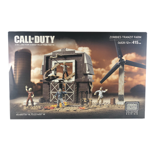 "Mega Bloks - ""TranZit Farm"" Call of Duty Zombies - veKtik"