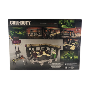 "Mega Bloks - ""TranZit Diner"" Call of Duty Zombies - veKtik"