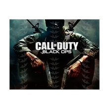 "Laden Sie das Bild in den Galerie-Viewer, Call of Duty Poster ""Black Ops"" - veKtik"