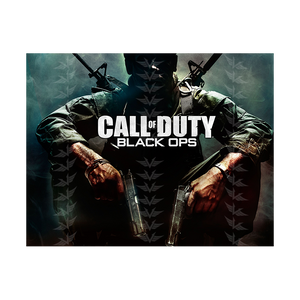 "Call of Duty Poster ""Black Ops"" - veKtik"