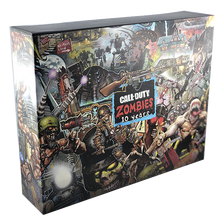 "Laden Sie das Bild in den Galerie-Viewer, Call of Duty Zombie Puzzle - ""10 Years Edition"" Call of Duty Zombies - veKtik"