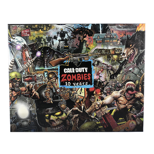 Call of Duty Zombie Puzzle -