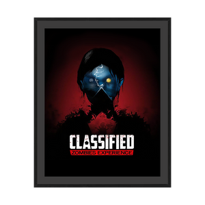 "Call of Duty Zombie Poster ""Classified"" - veKtik"