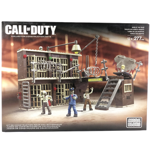 "Mega Bloks - ""Mob of the Dead"" Call of Duty Zombies - veKtik"