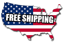 FREE USA SHIPPING ON ALL ORDERS OVER $49.95