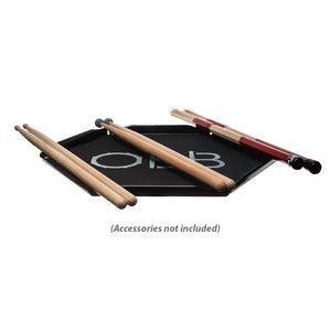 Hex Percussion Tray for drum accessories